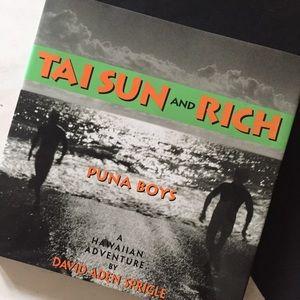 Tai Sun and Rich a Hawaiian adventure